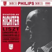 Sviatoslav Richter, London Symphony Orchestra, Kirill Kondrashin: Liszt: Piano Concertos Nos. 1 & 2 - Plak