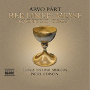 Part: Berliner Messe / Magnificat / Summa - CD