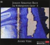 Andrei Vieru: Bach: Das Wohltemperierte Clavier - II - CD