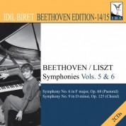 İdil Biret: Beethoven, L. Van: Symphonies (Arr. F. Liszt for Piano), Vol. 5, 6 (Biret) - Nos. 6, - CD