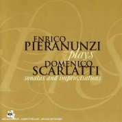 Enrico Pieranunzi: Plays Domenico Scarlatti - CD