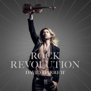 David Garrett: Rock Revolution - Plak