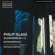 Nicolas Horvath: Glass: Glassworlds 3 - CD