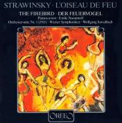 Emile Naoumoff, Wiener Symphoniker, Wolfgang Sawallisch: Stravinsky: The Firebird - Plak
