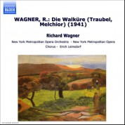 Wagner, R.: Walkure (Die) (Traubel, Melchior) (1941) - CD