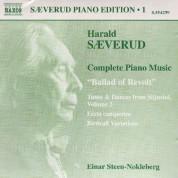 Saeverud: Complete Piano Music, Vol. 1 - CD