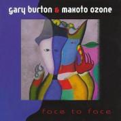 Gary Burton, Makoto Ozone: Face to Face - CD