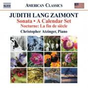 Christopher Atzinger: Zaimont: Sonata - A Calendar Set - CD