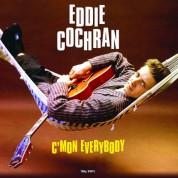 Eddie Cochran: C'mon Everybody - Plak