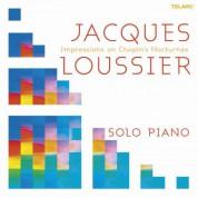 Jacques Loussier Trio: Impressions On Chopin's Nocturnes - Solo Piano - CD