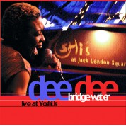 Dee Dee Bridgewater: Live at Yoshi's - CD