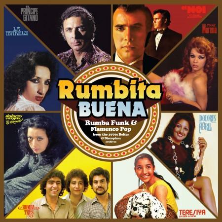 Çeşitli Sanatçılar: Rumbita Buena: Rumba Funk & Flamenco Pop - Plak