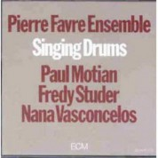 Pierre Favre Ensemble: Singing Drums - CD