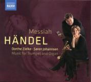 Søren Johannsen, Dorthe Zielke: Händel: Messiah, HWV 56 (Arr. for Trumpet & Organ) - CD