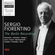 Sergio Fiorentino: The Berlin Recordings - CD
