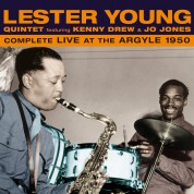 Lester Young: Complete Live At The Argyle 1950 (feat. Kenny Drew & Jo Jones) - CD