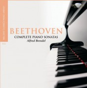 Alfred Brendel: Beethoven: Complete Piano Sonatas - CD