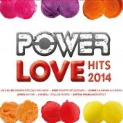 Çeşitli Sanatçılar: Power Love Hits 2014 - CD
