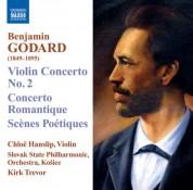 Chloe Hanslip: Godard: Violin Concerto No. 2 / Concerto Romantique / Scenes Poetiques - CD