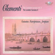 Costantino Mastroprimiano: Clementi: The Complete Sonatas Vol.IV - CD