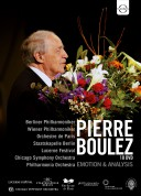 Pierre Boulez - Emotion and Analysis - DVD