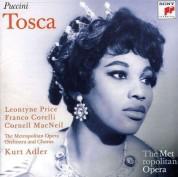 Leontyne Price, Franco Corelli, Cornell MacNeil, The Metropolitan Opera Orchestra and Chorus, Kurt Adler: Puccini: Tosca - CD
