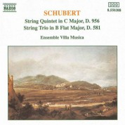 Schubert: String Quintet in C Major / String Trio in B-Flat Major - CD