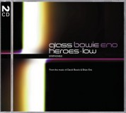 American Composers Orchestra, Brooklyn Philharmonic Orchestra, Dennis Russell Davies: Glass: Heroes & Low - CD