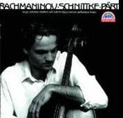 Jiri Barta, Marian Lapsansky: Rachmaninov, Schnittke, Part: Cello Sonatas - CD
