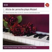 Alicia de Larrocha: Plays Mozart - CD