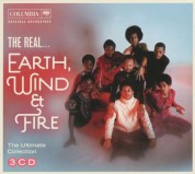 Earth, Wind & Fire: The Real...Earth, Wind & Fire - CD