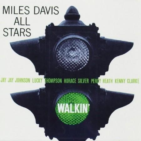 Miles Davis: Walkin' + 7 Bonus Tracks - CD