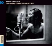 Sarah Vaughan: With Clifford Brown + In The Land Of Hi Fi - CD
