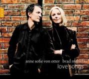 Brad Mehldau, Anne Sofie von Otter: Love Songs - CD