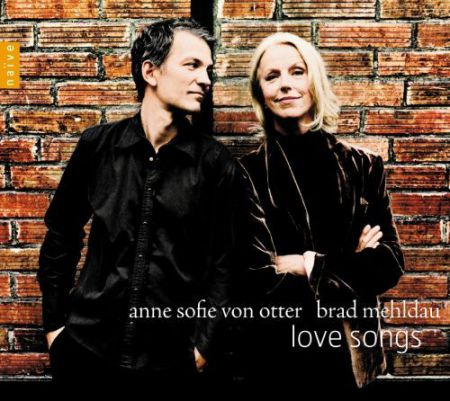 Brad Mehldau, Anne Sofie von Otter: Love Songs - CD