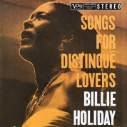 Billie Holiday: Songs For Distingue Lovers - Plak
