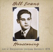 Bill Evans: Homecoming - CD