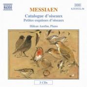 Messiaen: Catalogue D'Oiseaux / Petites Esquisses D'Oiseaux - CD