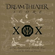 Dream Theater: Score: 20th Anniversary World Tour - Plak