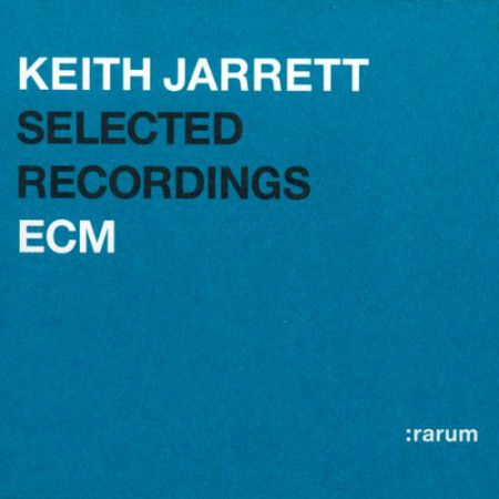 Keith Jarrett: Selected Recordings - CD