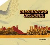 Çeşitli Sanatçılar: Homegrown İstanbul - CD