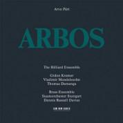 Brass Ensemble Staatsorchester Stuttgart, The Hilliard Ensemble: Arvo Part: Arbos - CD