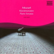 Jeno Jando: Mozart: Piano Sonatas Nos. 8, 11, 16 and 17 - CD
