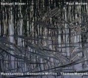 Paul Motian, Samuel Blaser: Consort in Motion - CD