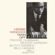 Herbie Hancock: Takin' Off - CD
