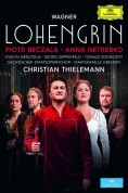 Piotr Beczala, Anna Netrebko, Christian Thielemann, Staatskapelle Dresden: Wagner: Lohengrin - DVD