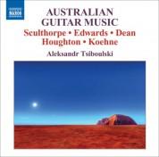 Aleksandr Tsiboulski: Australian Guitar Music - CD