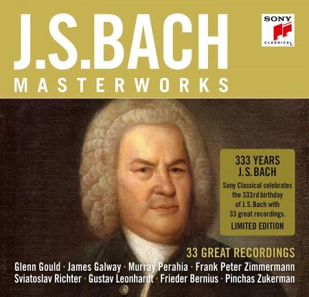 Çeşitli Sanatçılar: Bach Masterworks - CD