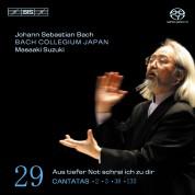 Bach Collegium Japan, Masaaki Suzuki: J.S. Bach: Cantatas, Vol. 29 - SACD