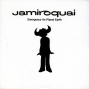 Jamiroquai: Emergency On Planet Earth - Plak